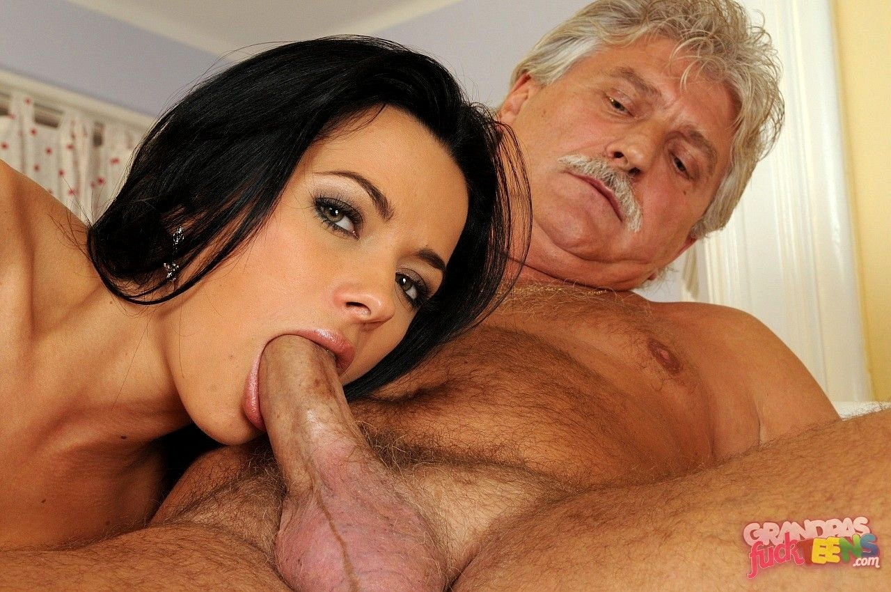 Old man young woman porn videos — photo 10