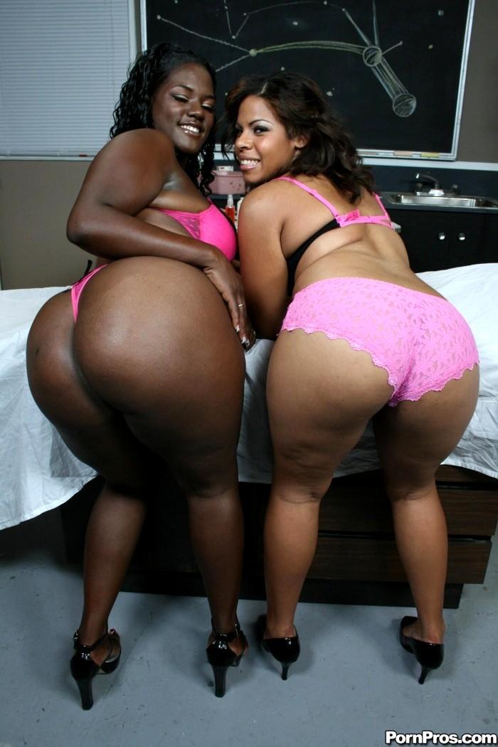 Pound black ass
