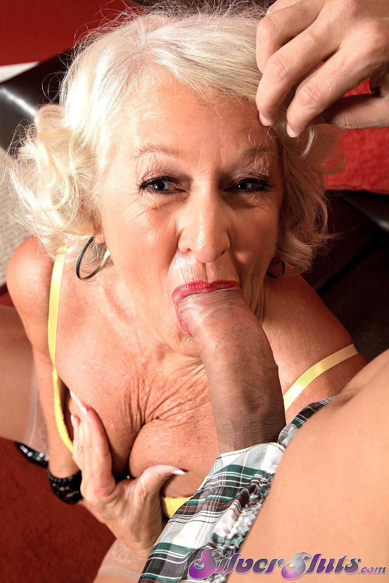 Grandma oral sex movie, girls and a cop video