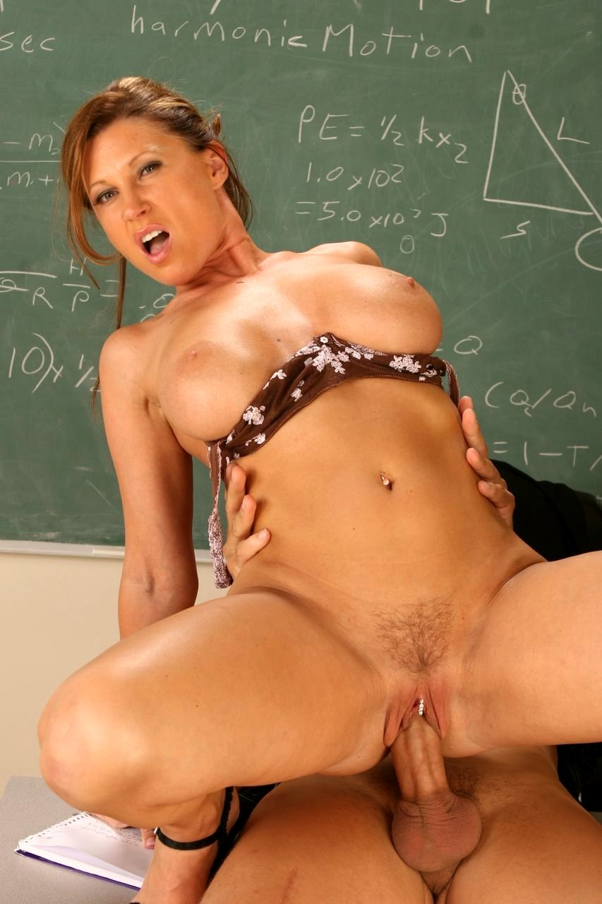 Milf Teacher Creampie