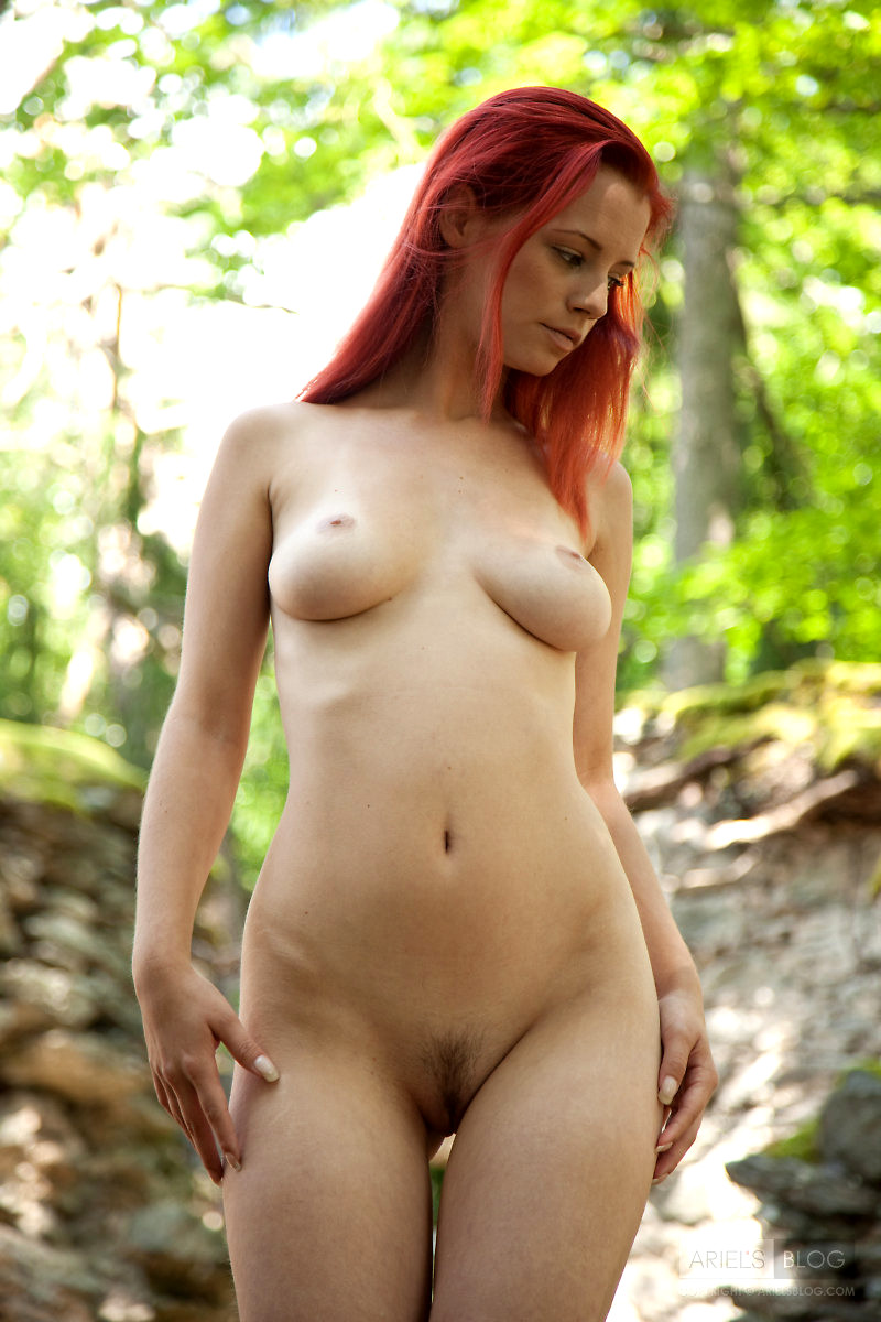 Naked redheadsex — 15