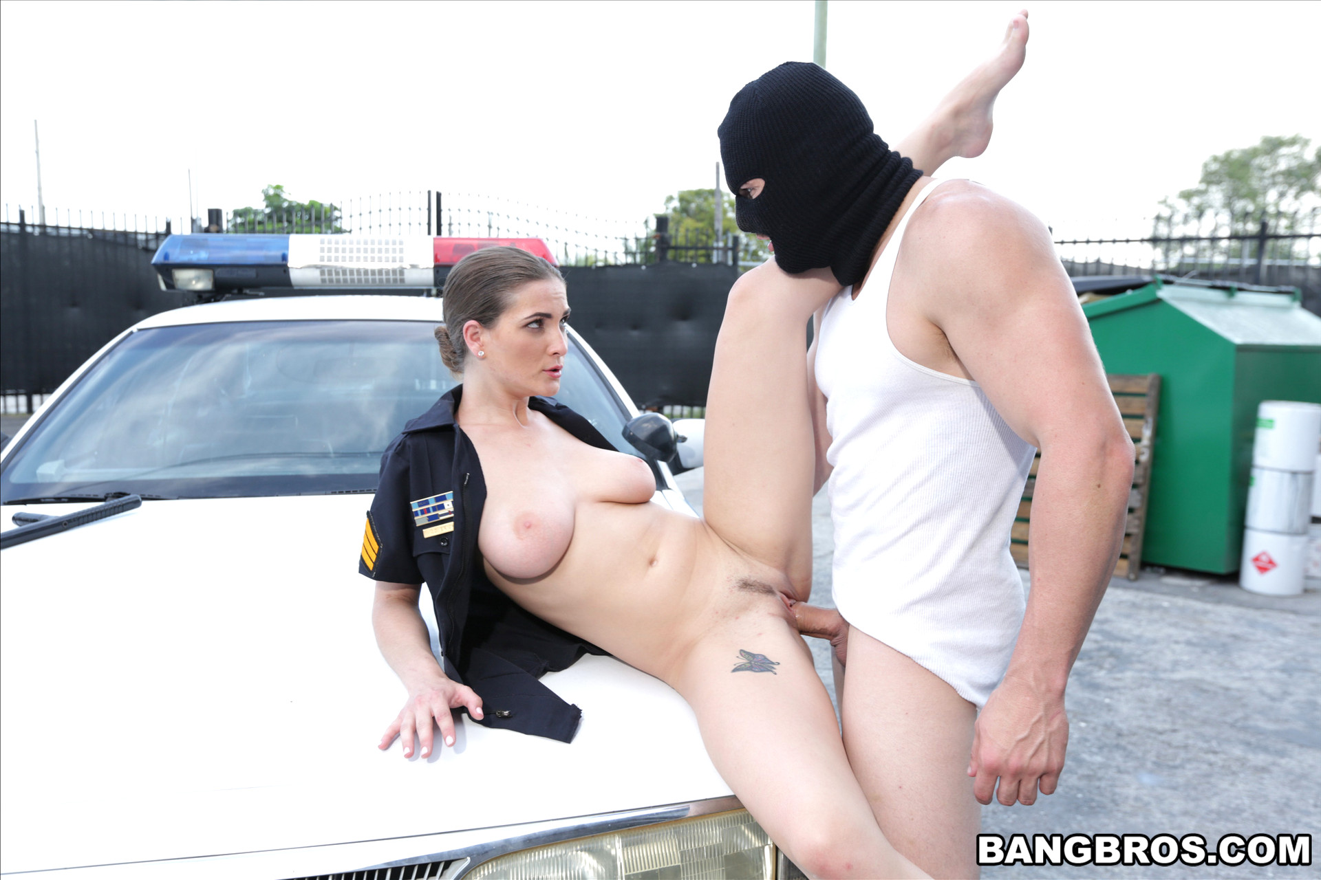 Free Naked Male Cop Porn Pics And Gay Police Men Fucking The White