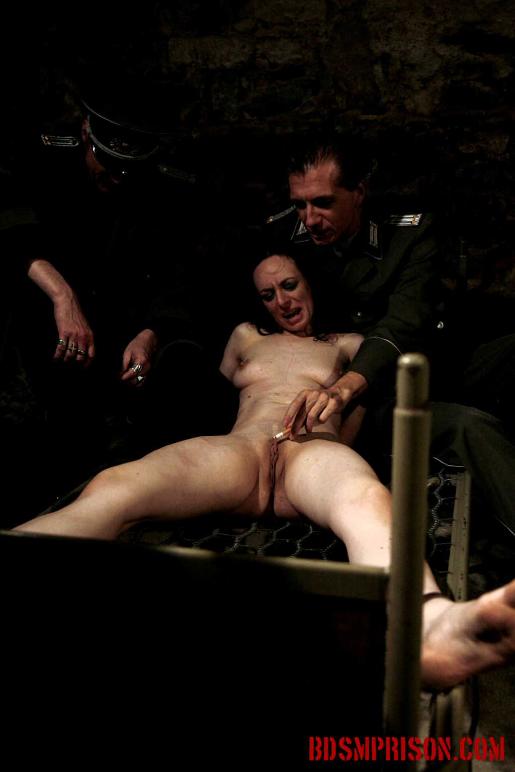 Beautiful And Naked Girls Tortured