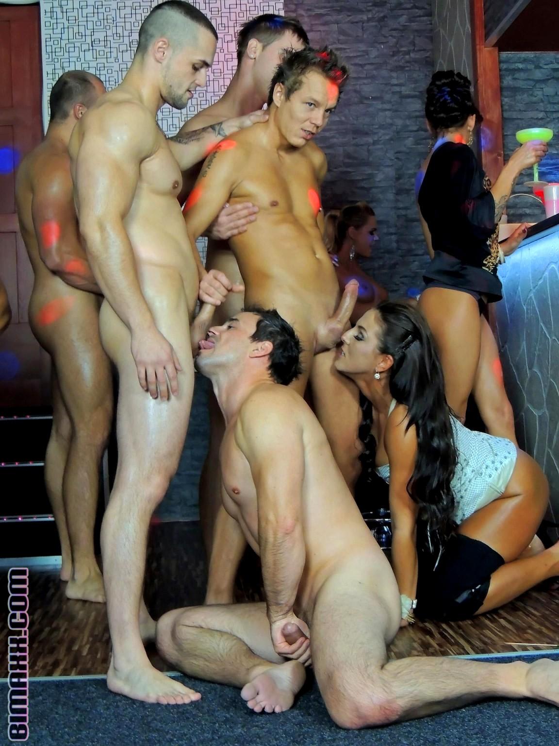 Gay fucking party