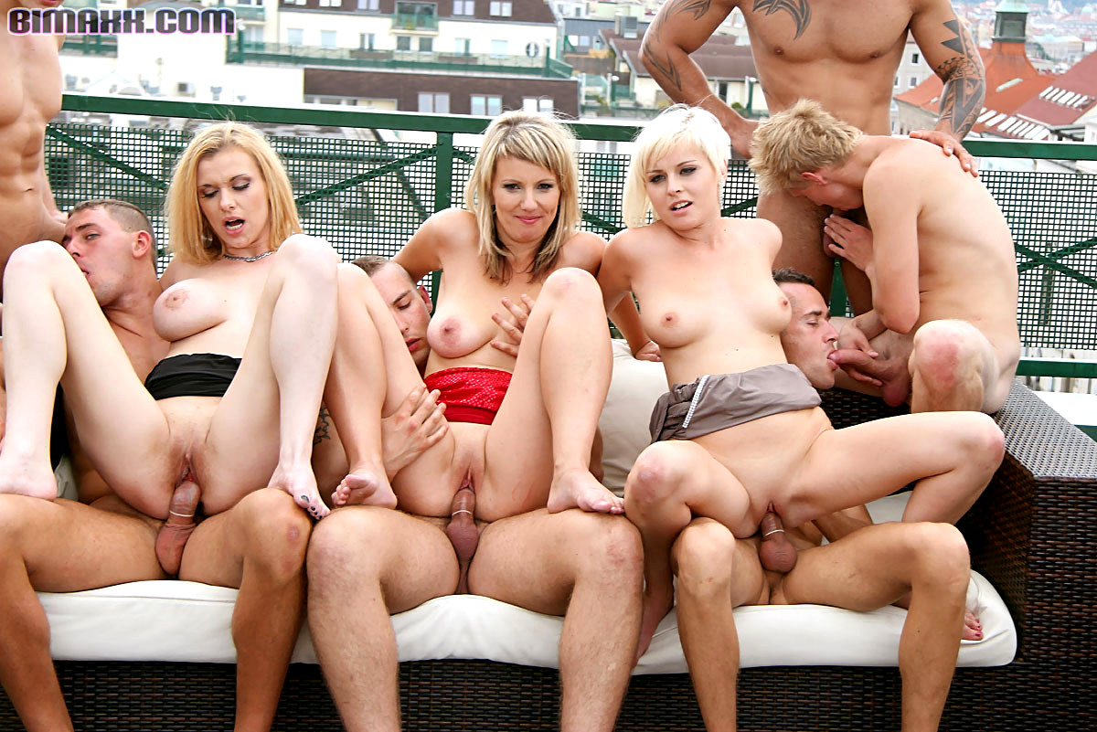 Hd czech orgy