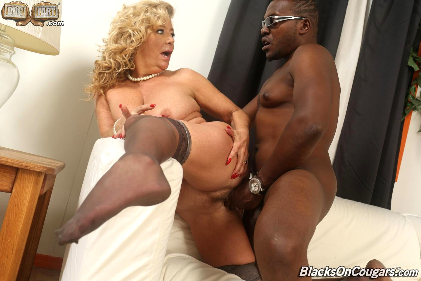 Mature black sex videos — pic 1