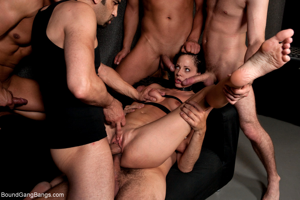 Gang bang force fuck pics #12