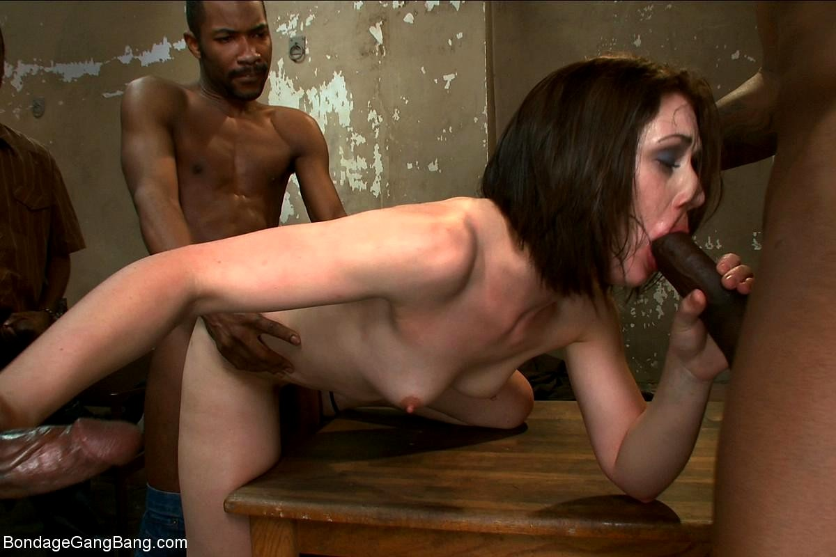 Stories forced interracial fellatio — photo 11