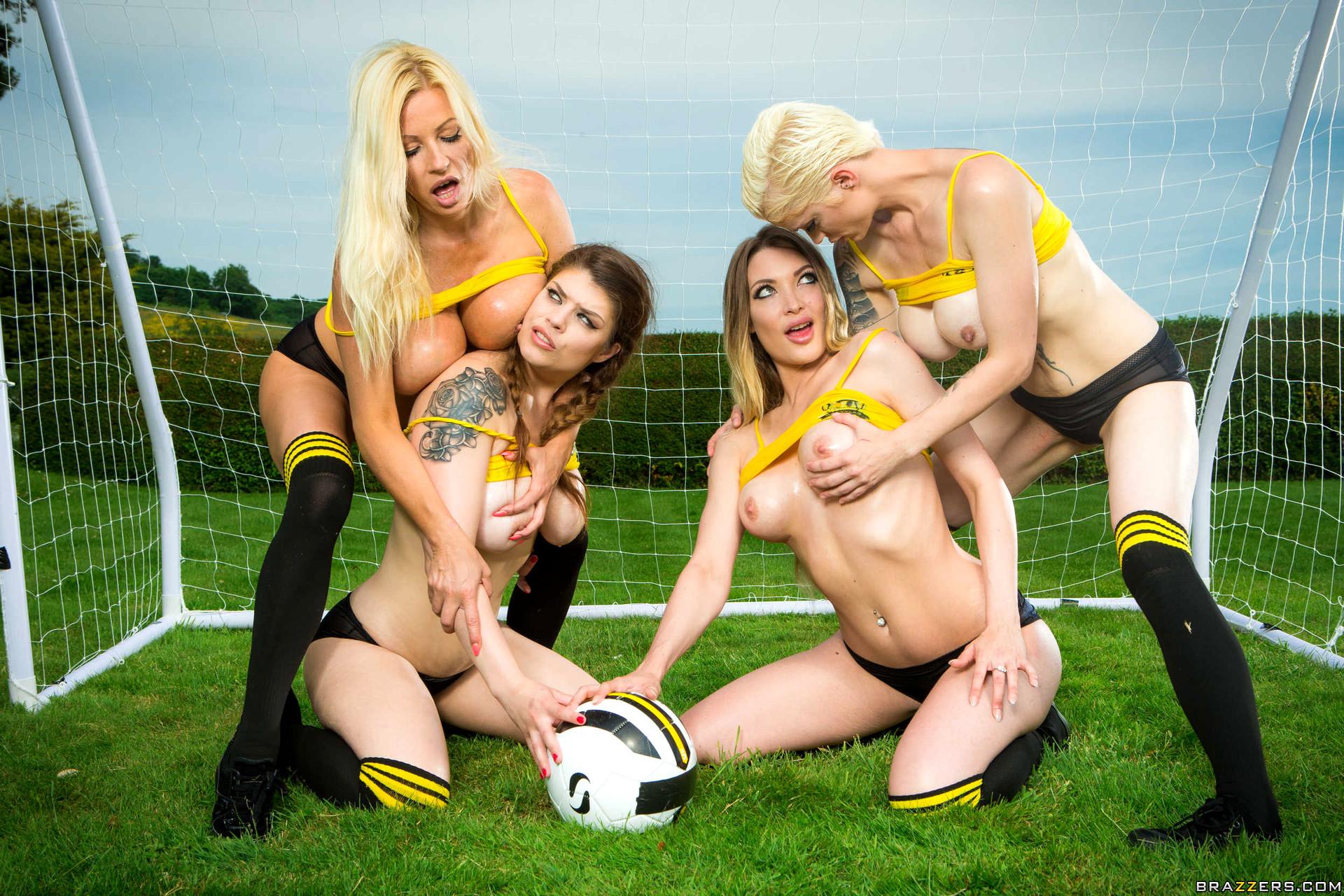 Sexy soccer porn