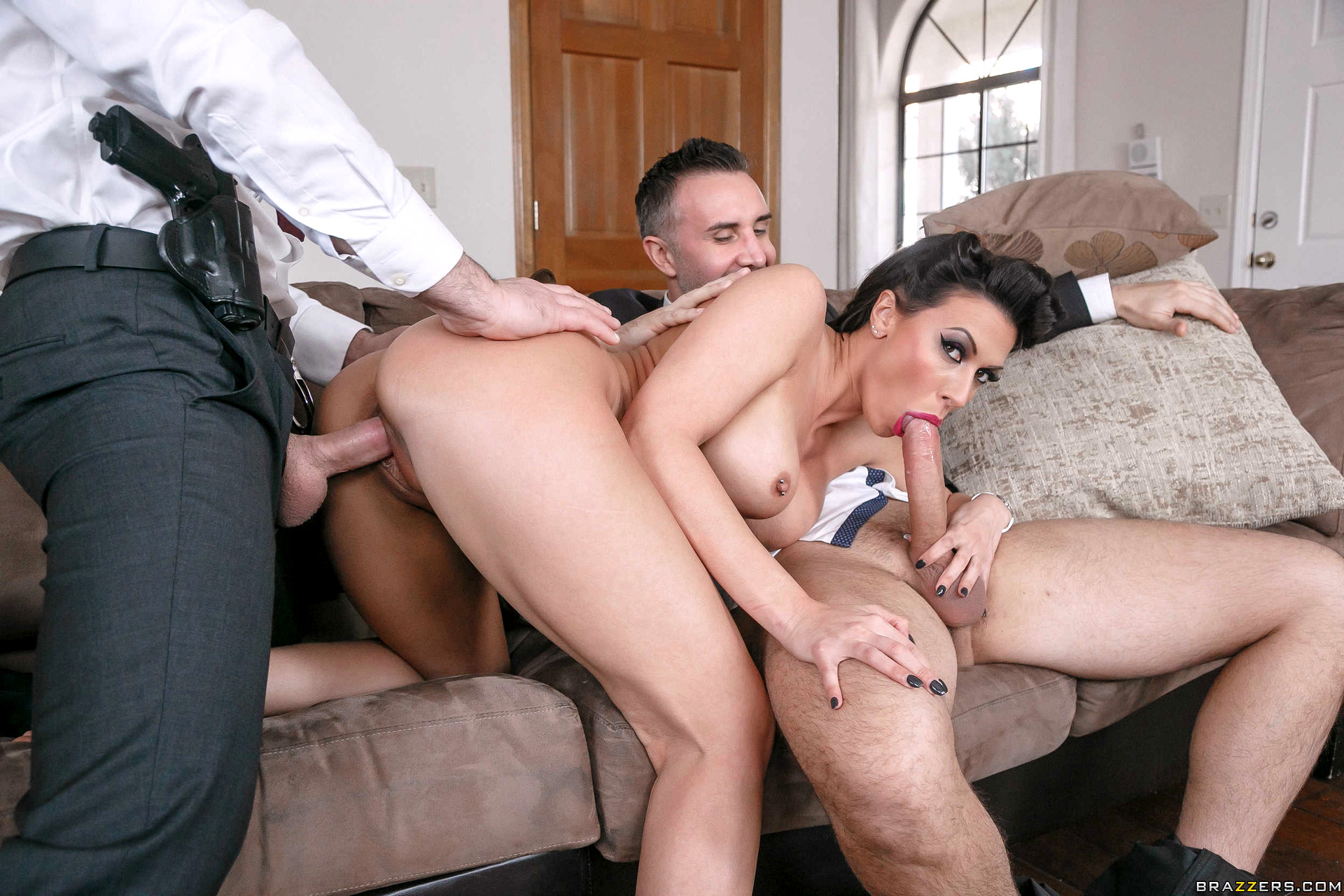 Rachel starr double penetration