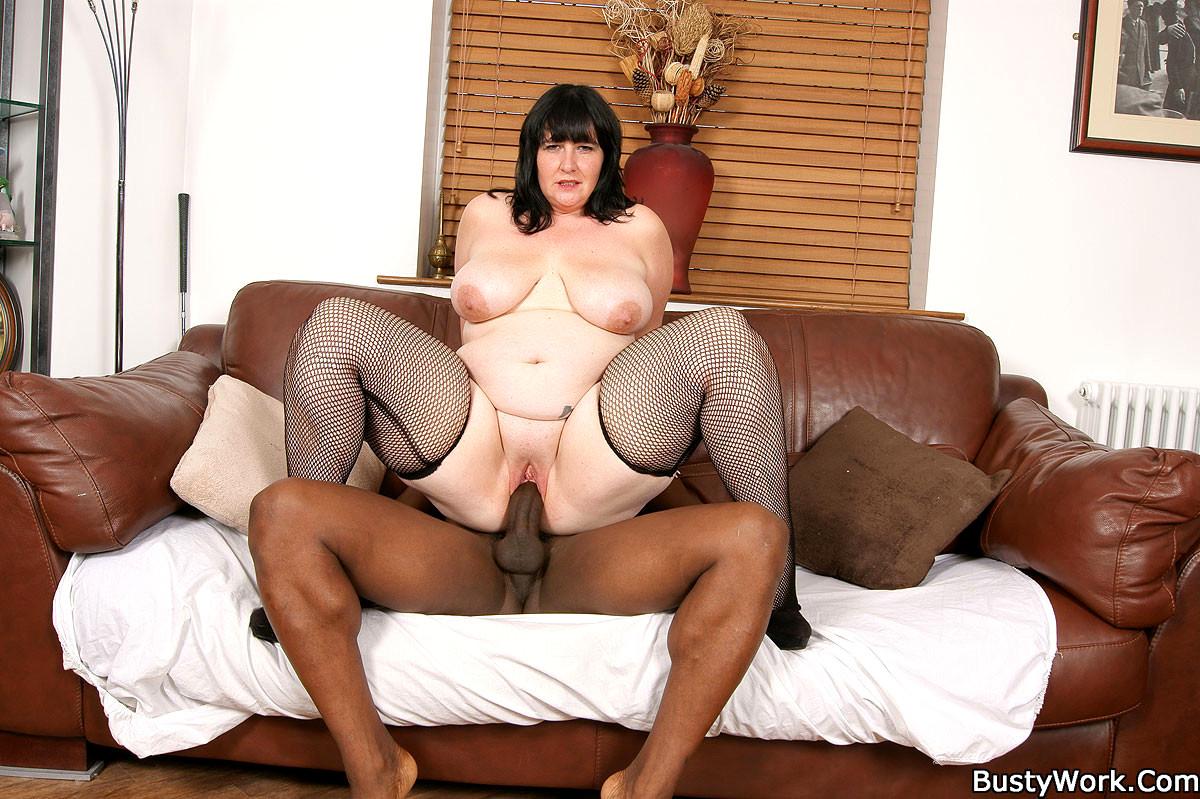 Big fuck lady