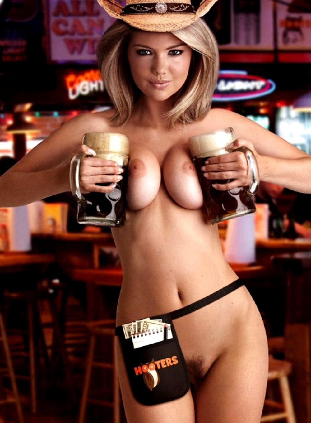 Hooters Porn Photos, Sex Pictures