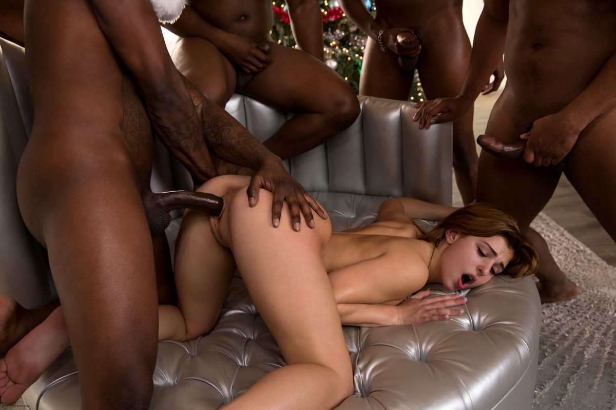 Black gang bang white women 7