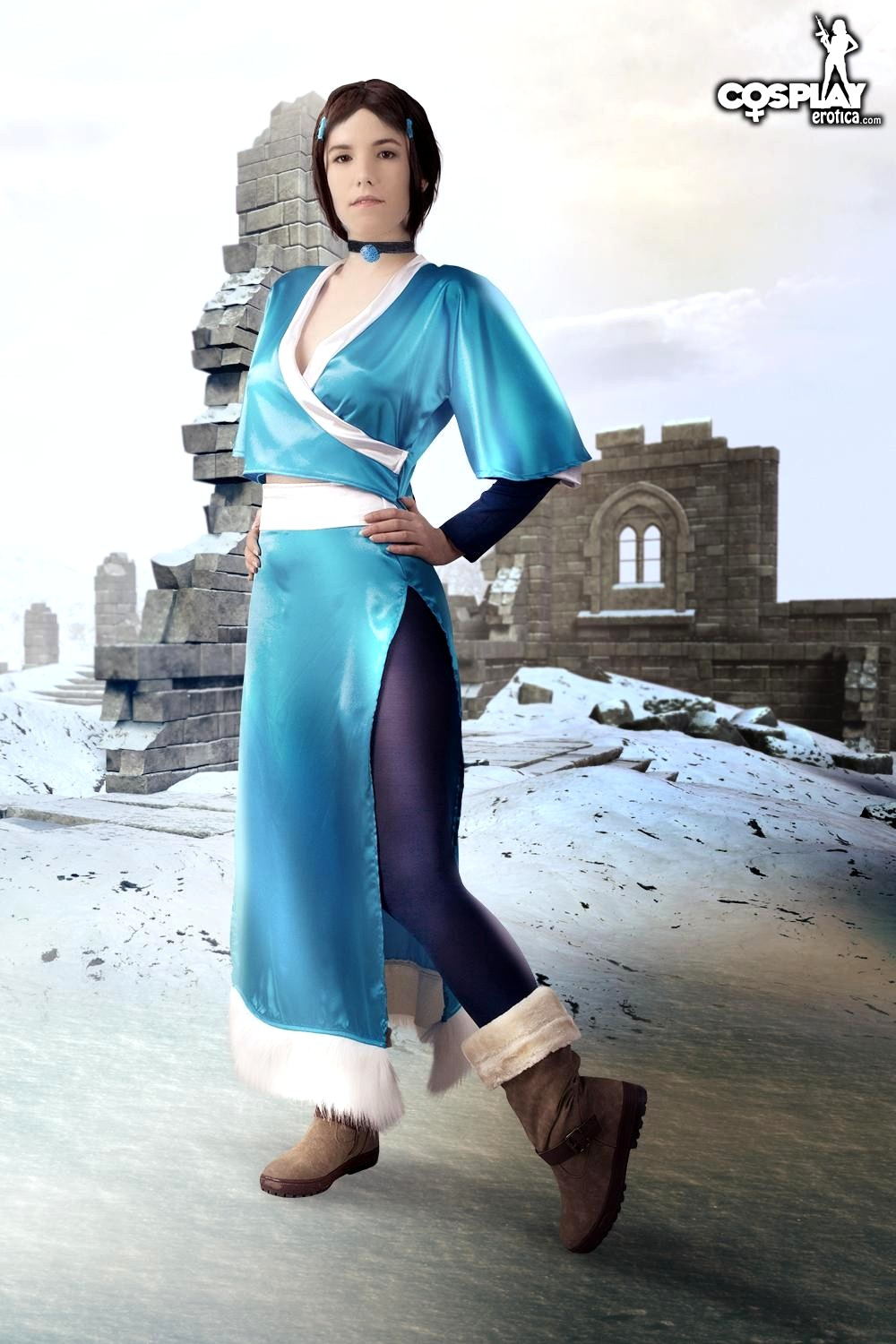 Spread katara cosplay xxx
