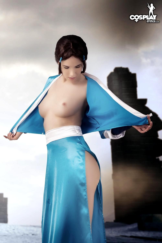 Avatar katara cosplay sex video — 12