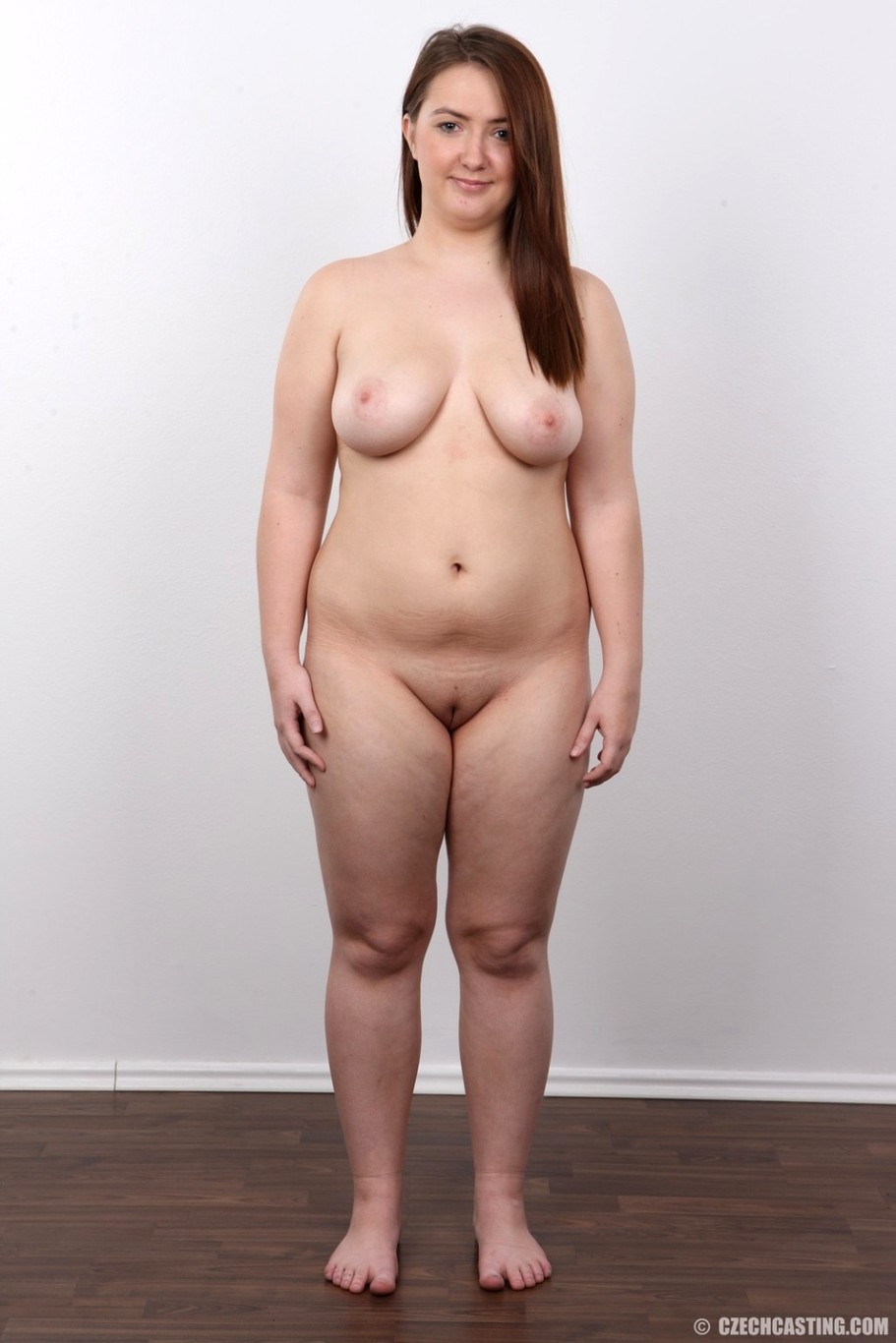 Teen natural pregnant glasses