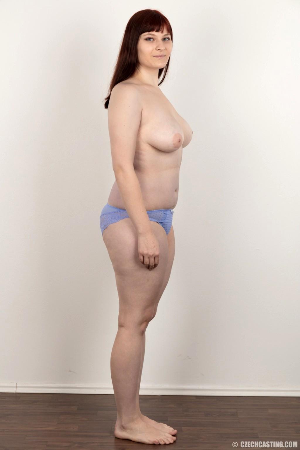 Czech Casting Czechcasting Model First Class Big Tits -9578