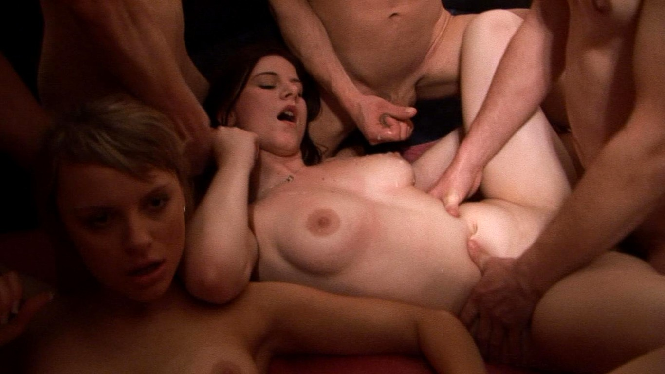 Gang bang and swingers and common