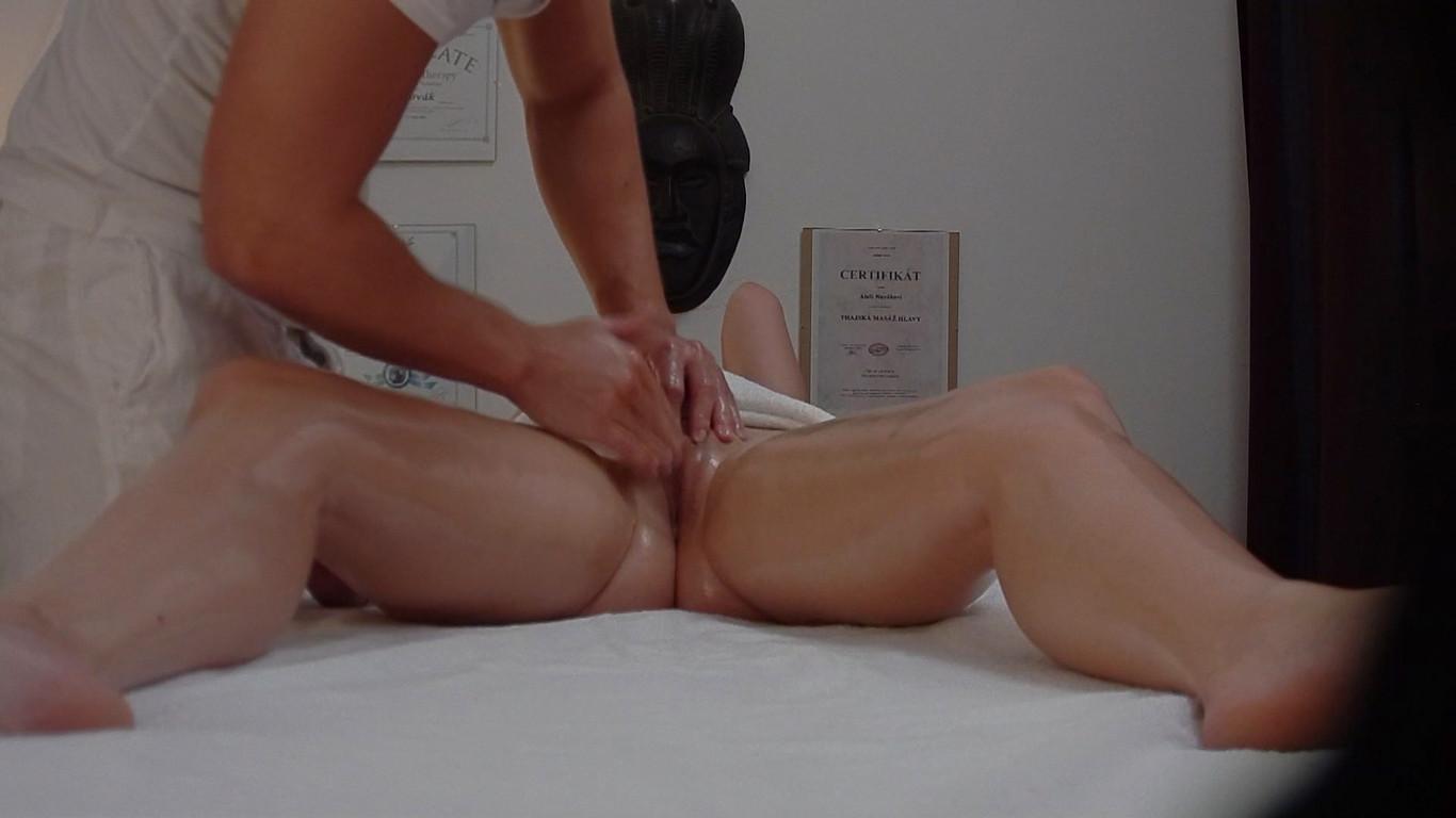 Порно массаж чехия