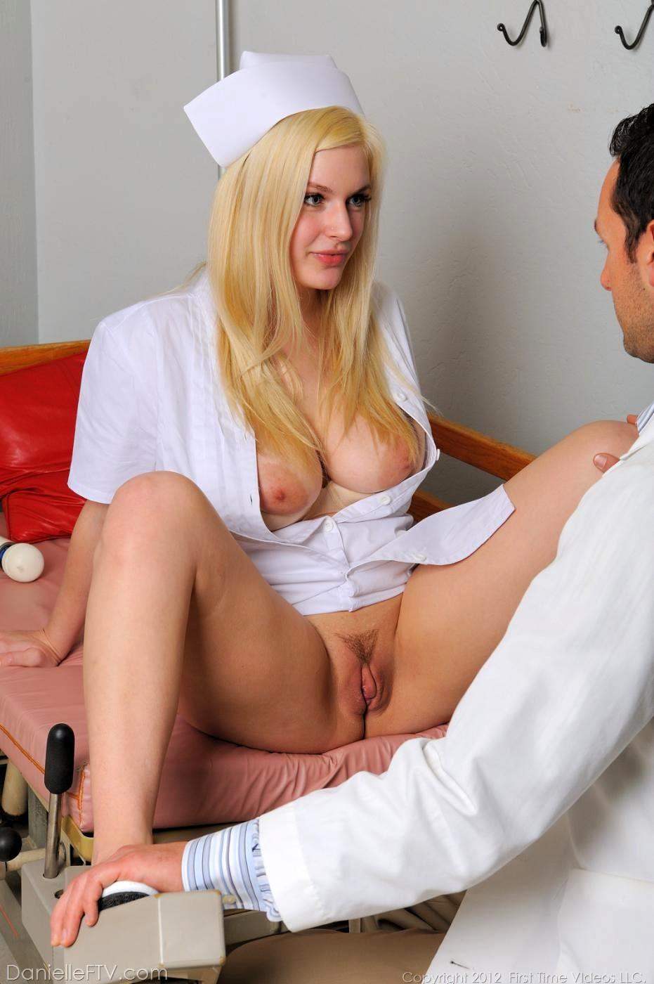 Doctor fucked nurse nude