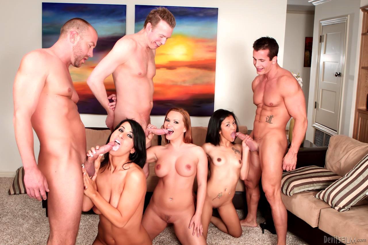 Дорогой я хочу групповуху порно #7
