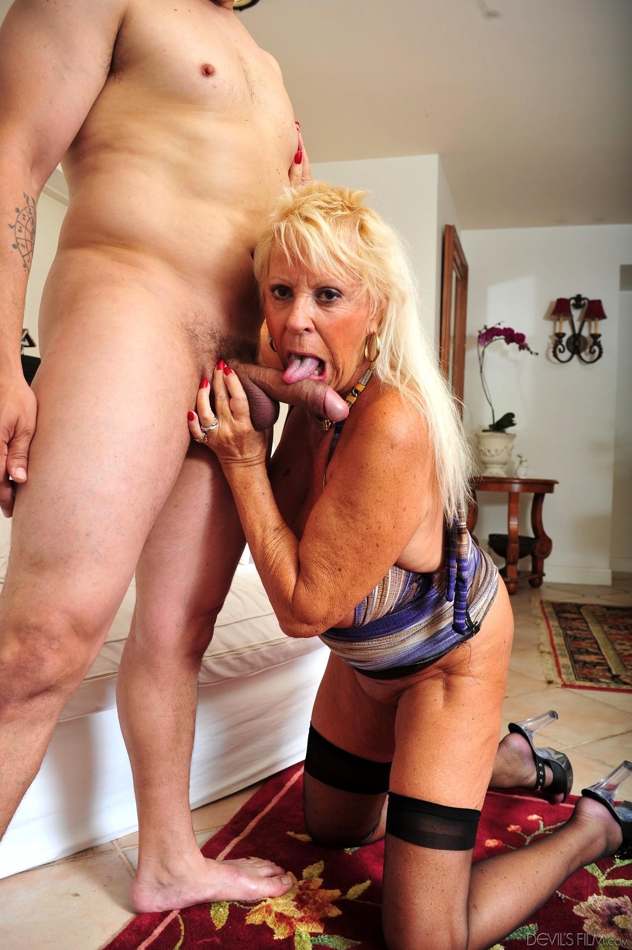 Granny porno filme