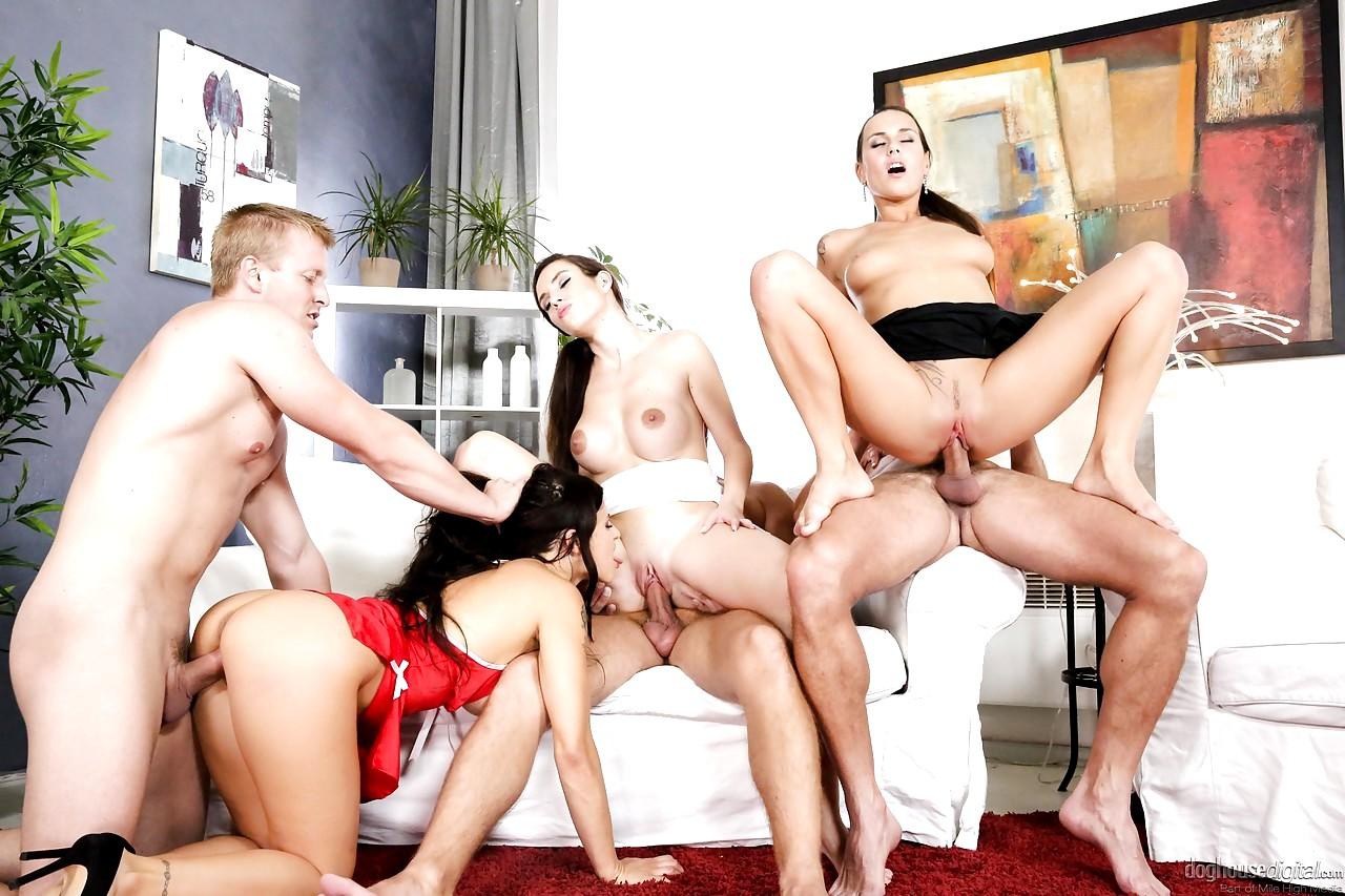 Порно онлайн сходка секс свингеров