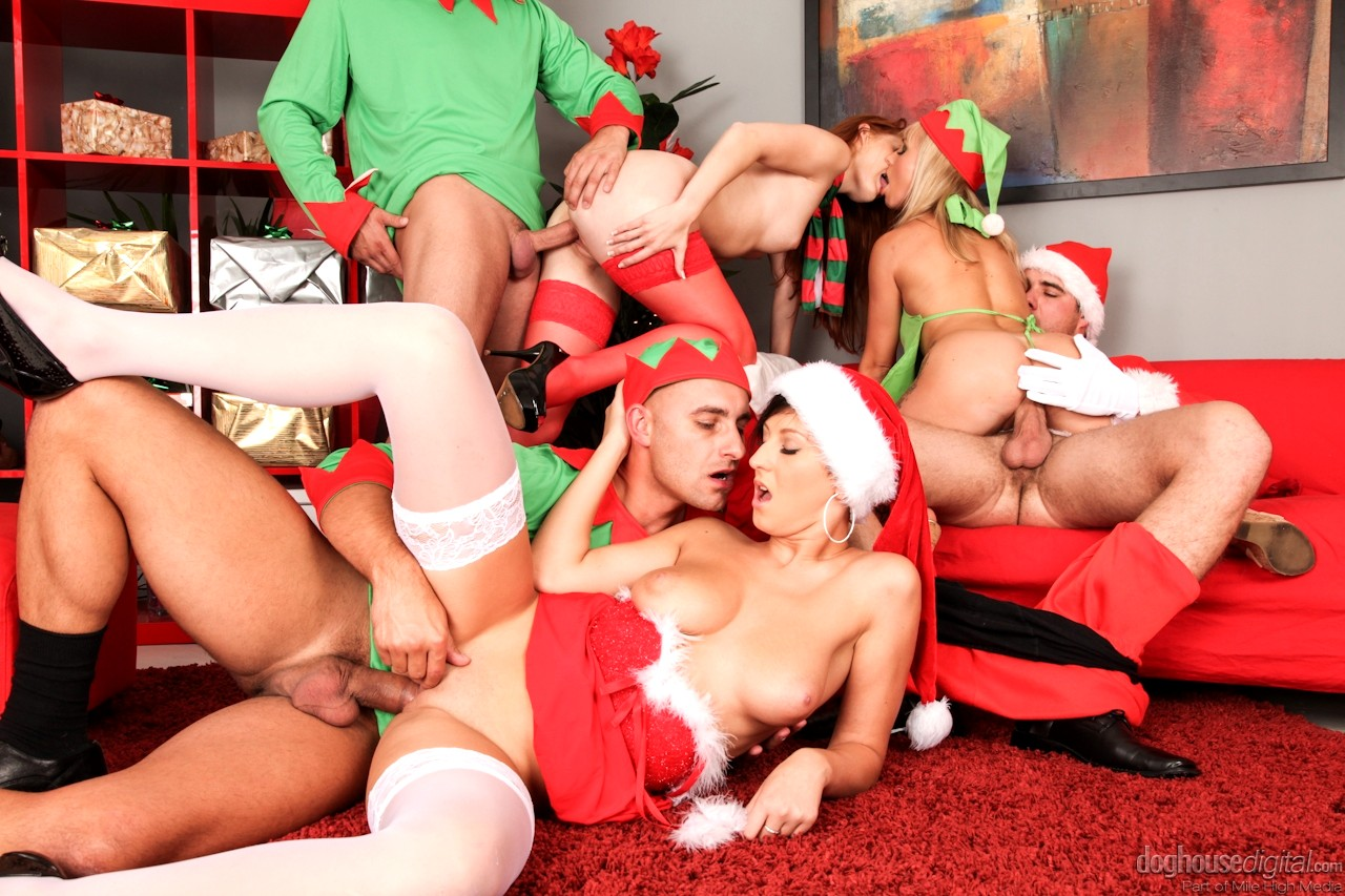 Holiday porn movie