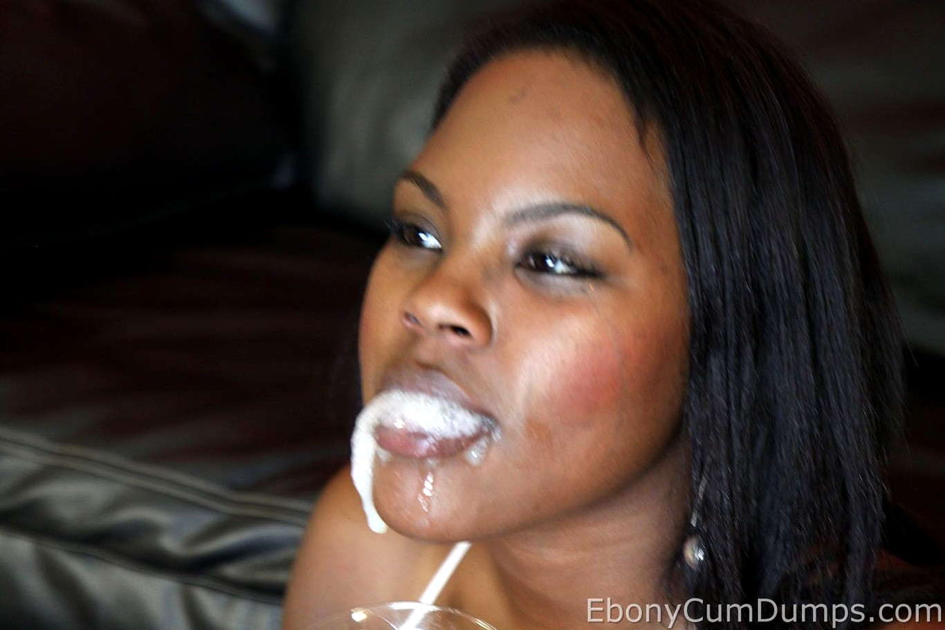 Simone west ebony swallow compilation
