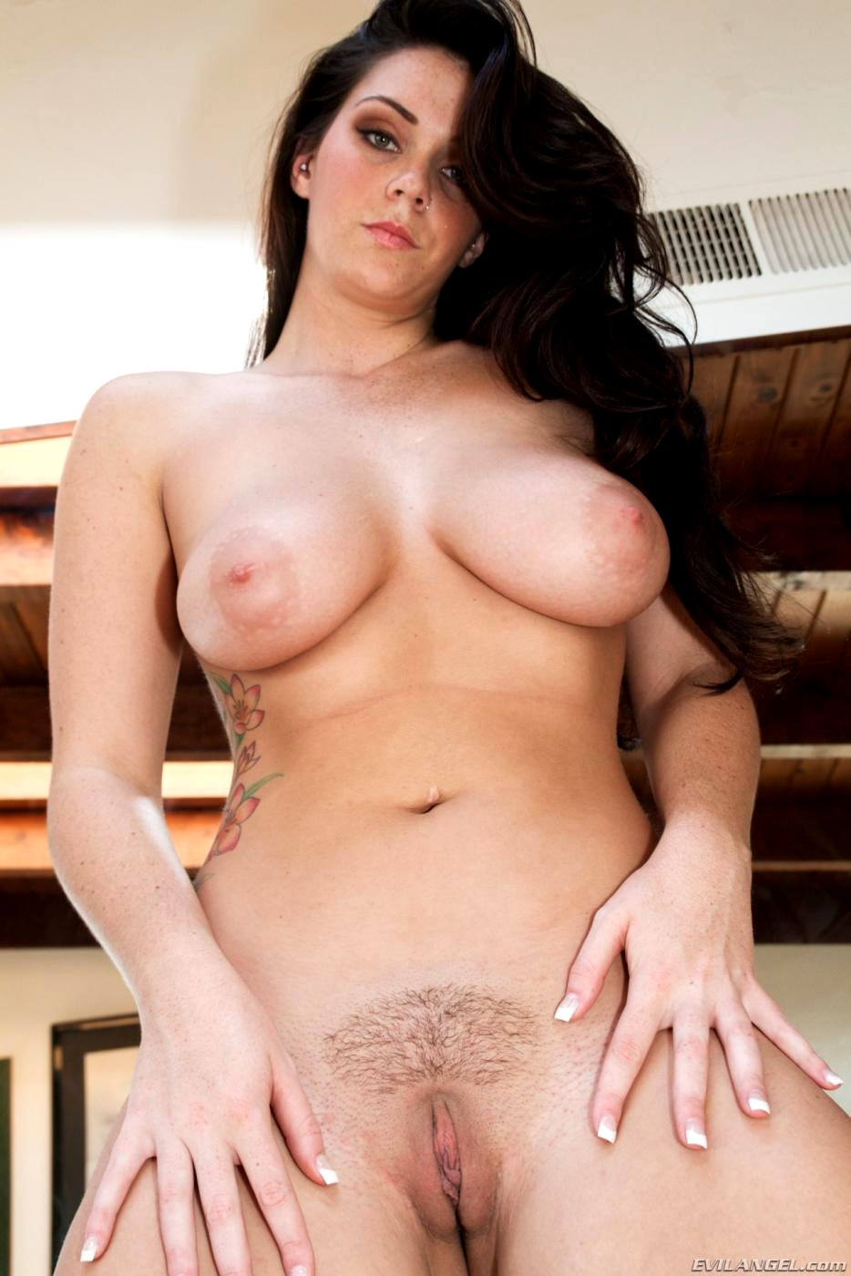 Allison lange nude