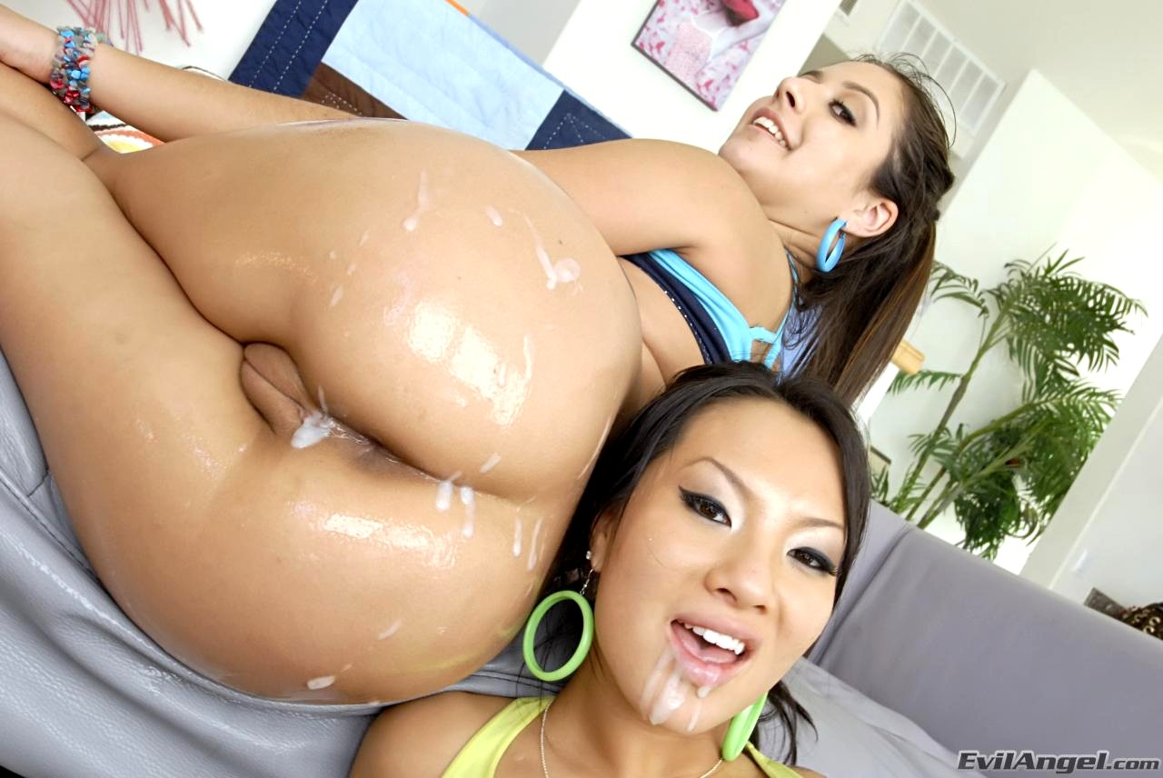 Азиатские попки