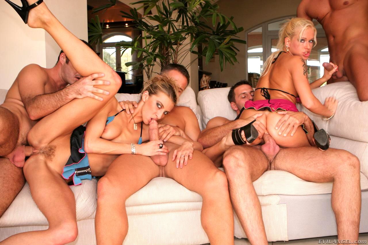 Group pussy fucking — photo 13