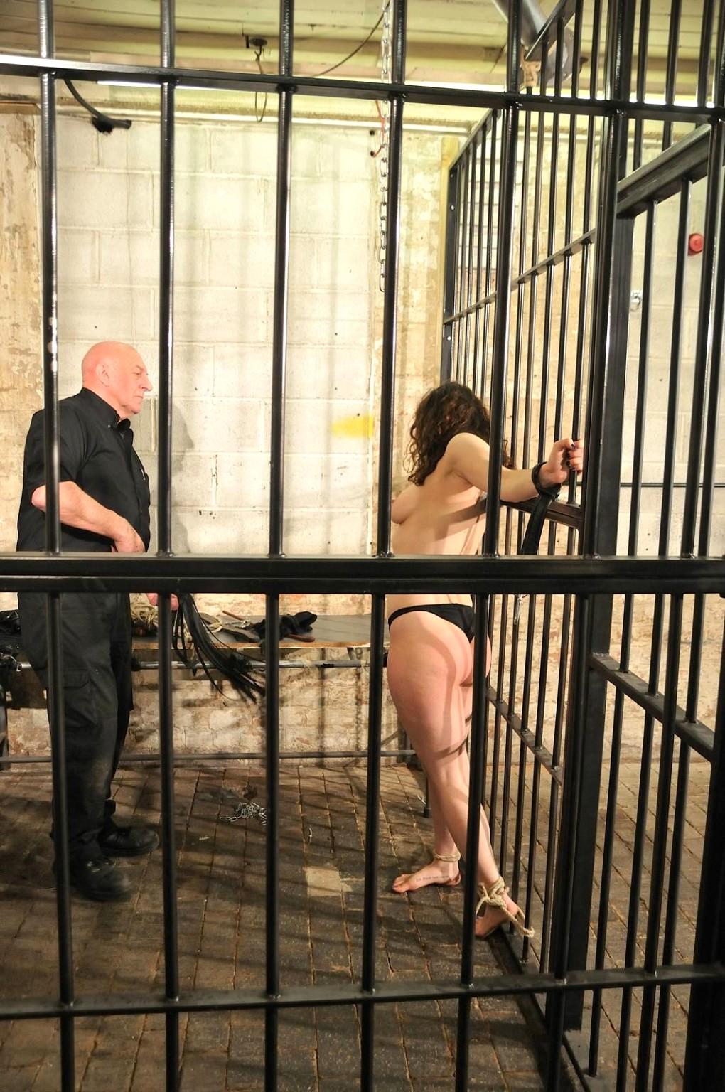 Bondage stories prisoner