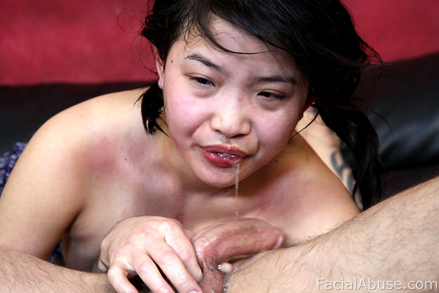 Asian girl being choked sex asian sexy
