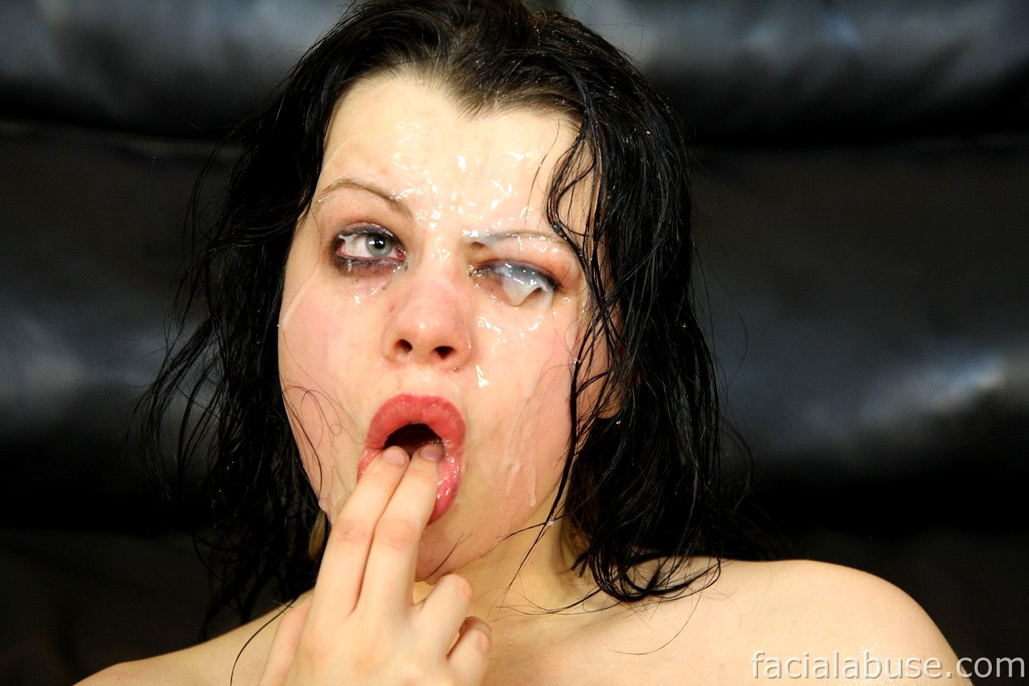 Facial abuse free video 2