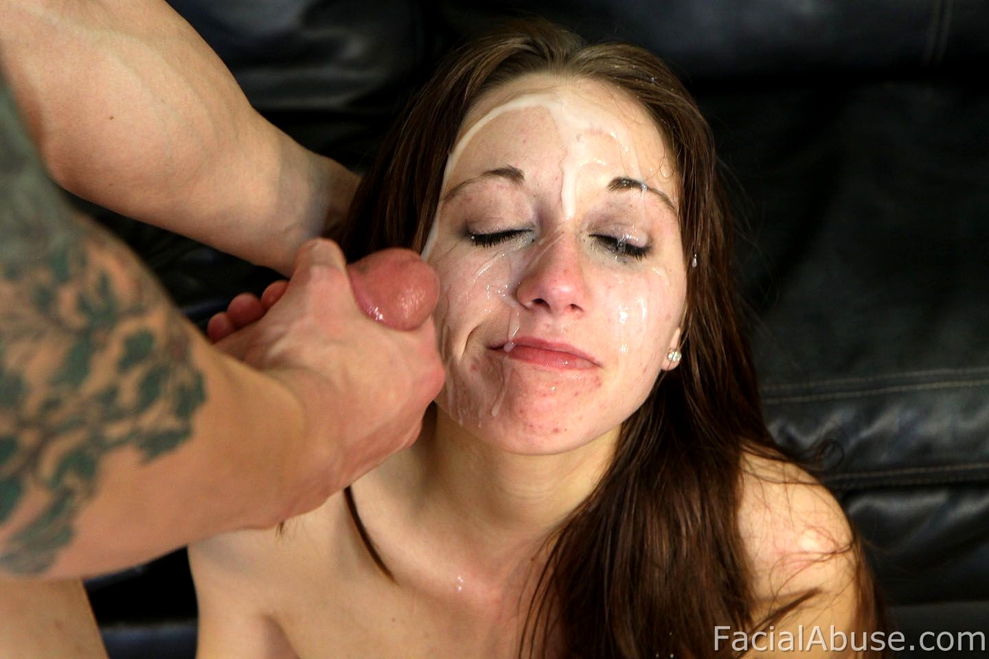 Abuse desiree facial #15