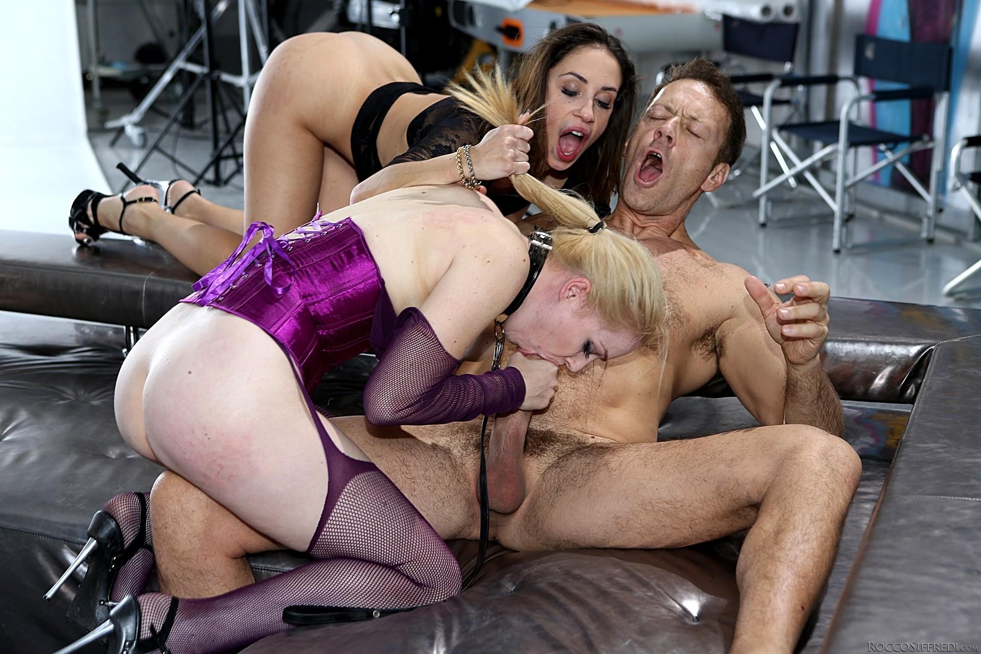 Crazy sex fetish