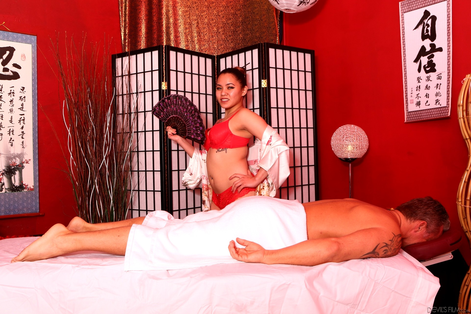 Asian massage reviews new jersey