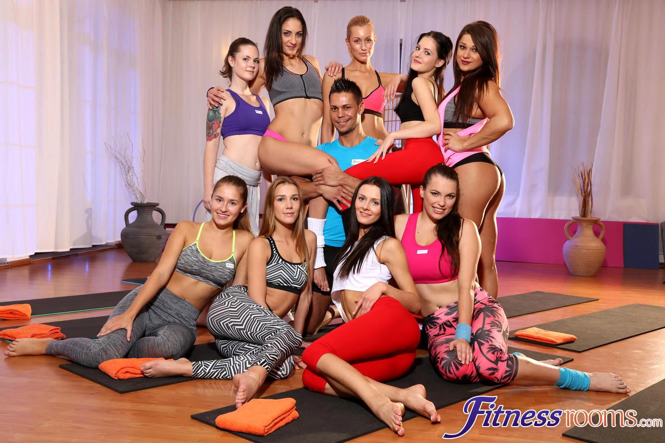 Fitnessrooms