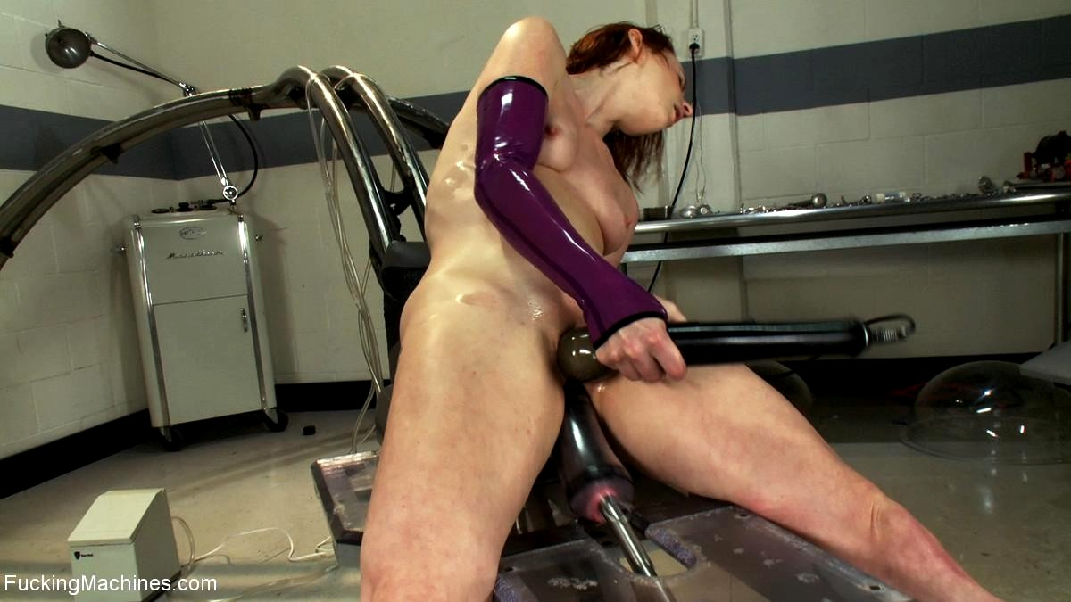 Sybian sex machines video