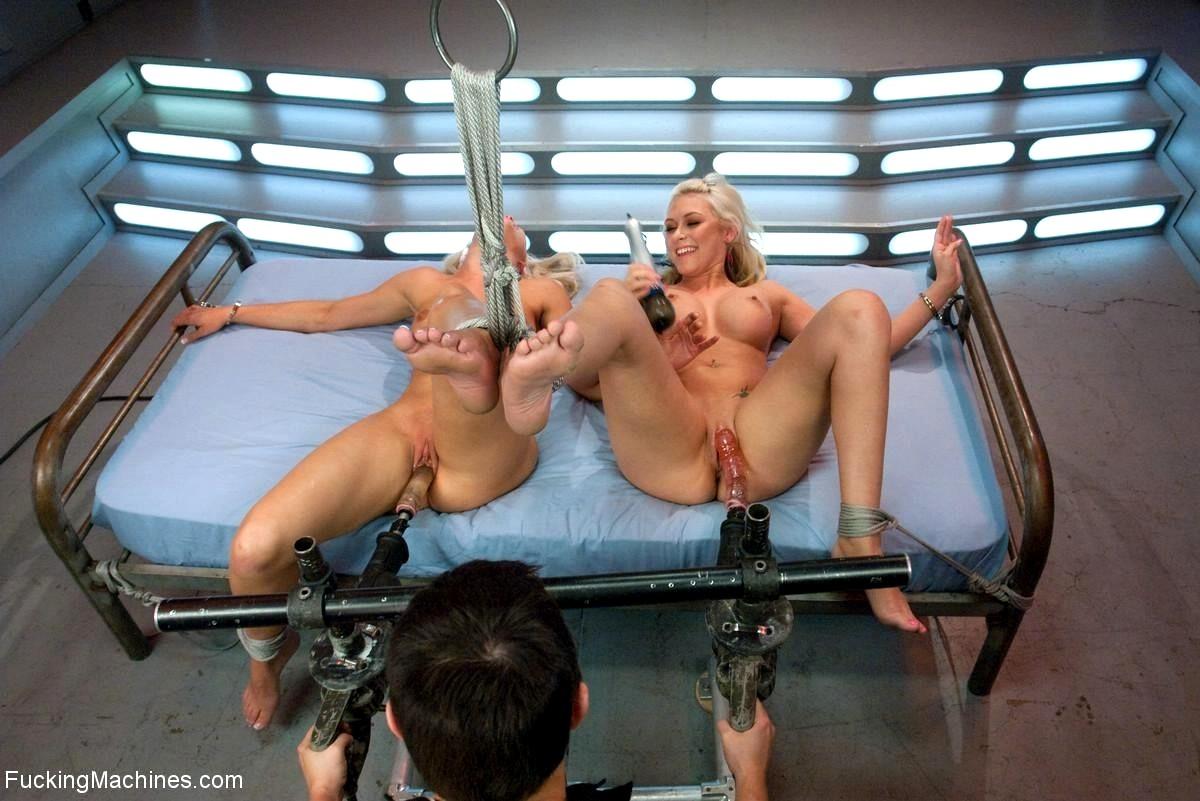 Порно испытание секс машина — 3