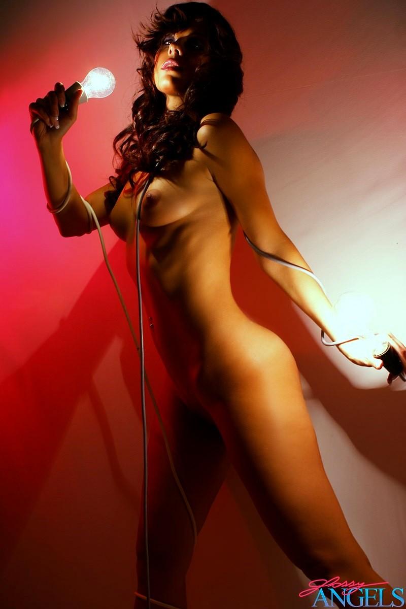 Electricity naked