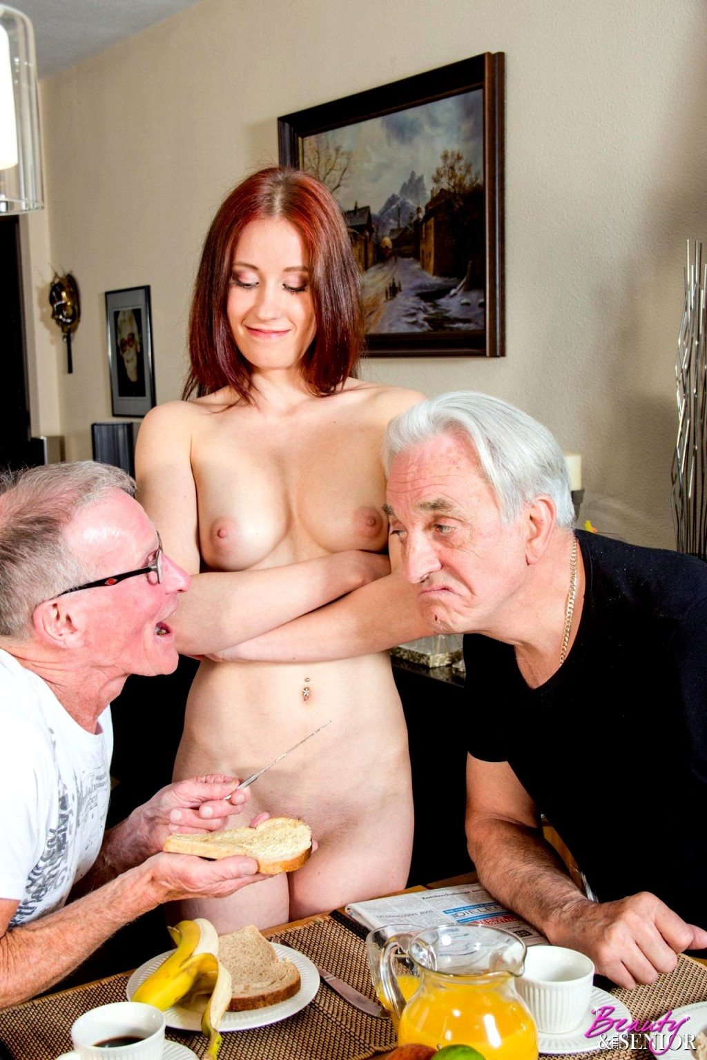 Sex with an old babe stories — pic 15