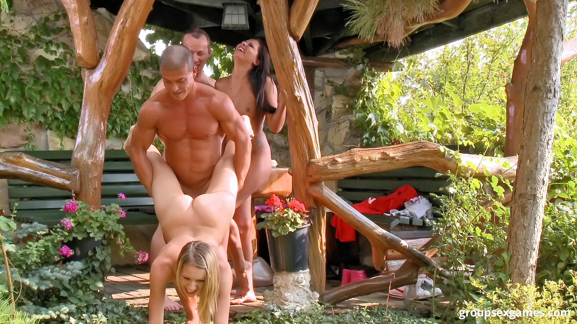 sex games Camping