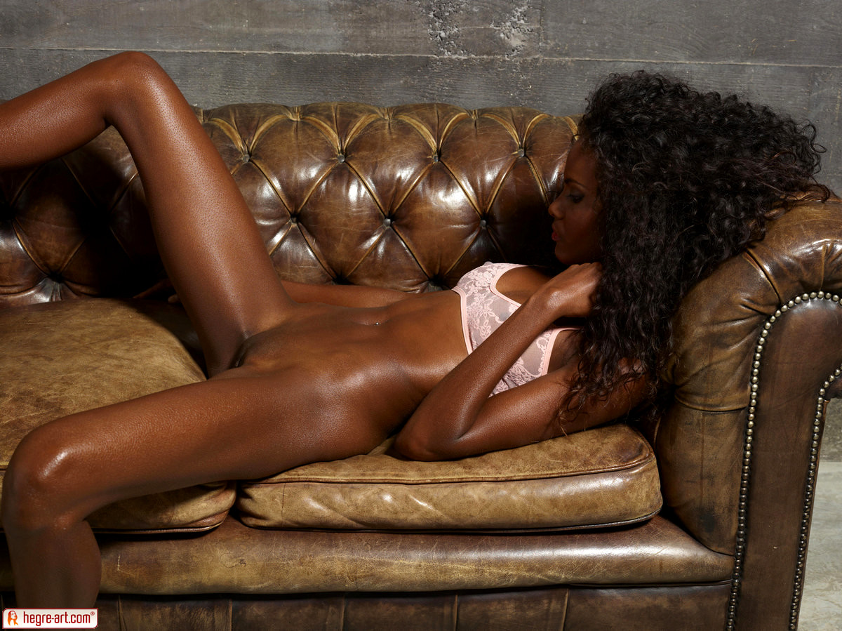 Hot black girls in ebony erotica porn pics