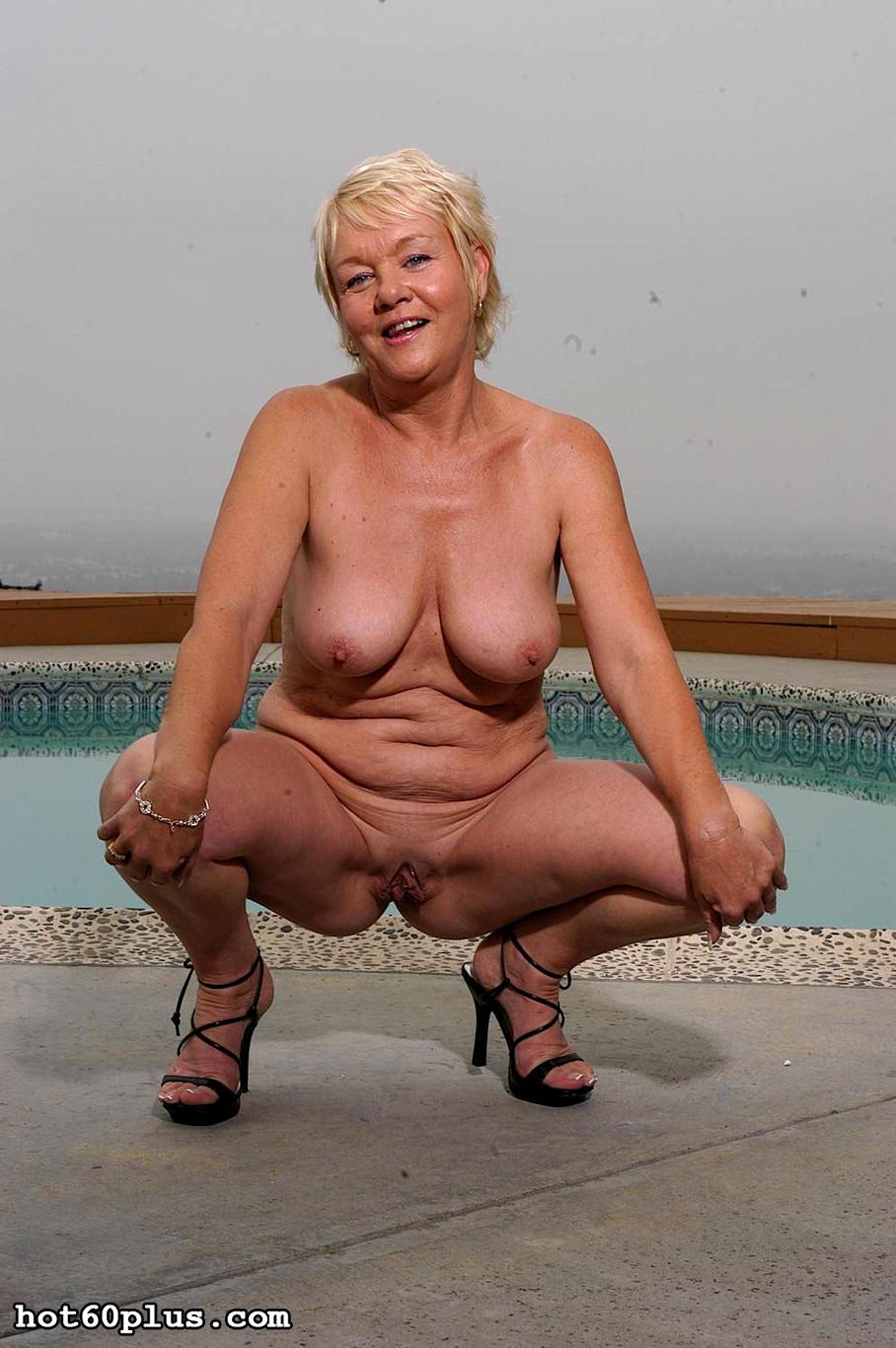 Фото Голых Женщин За 60
