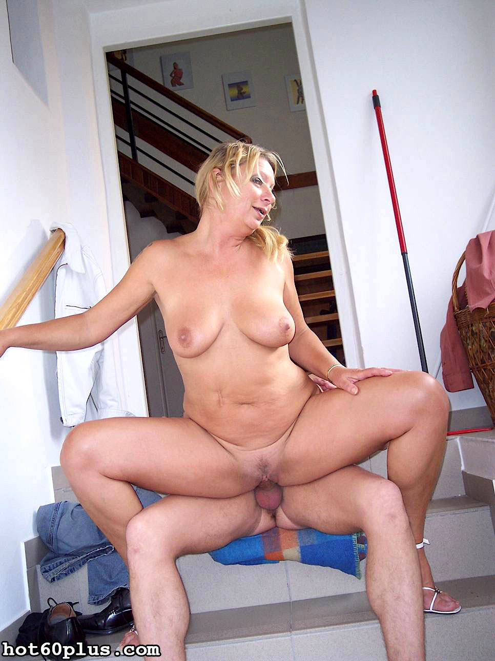 Naughty naked housewives