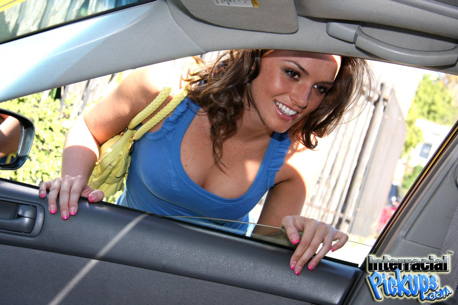 Alexis texas gets picked up off the street 5