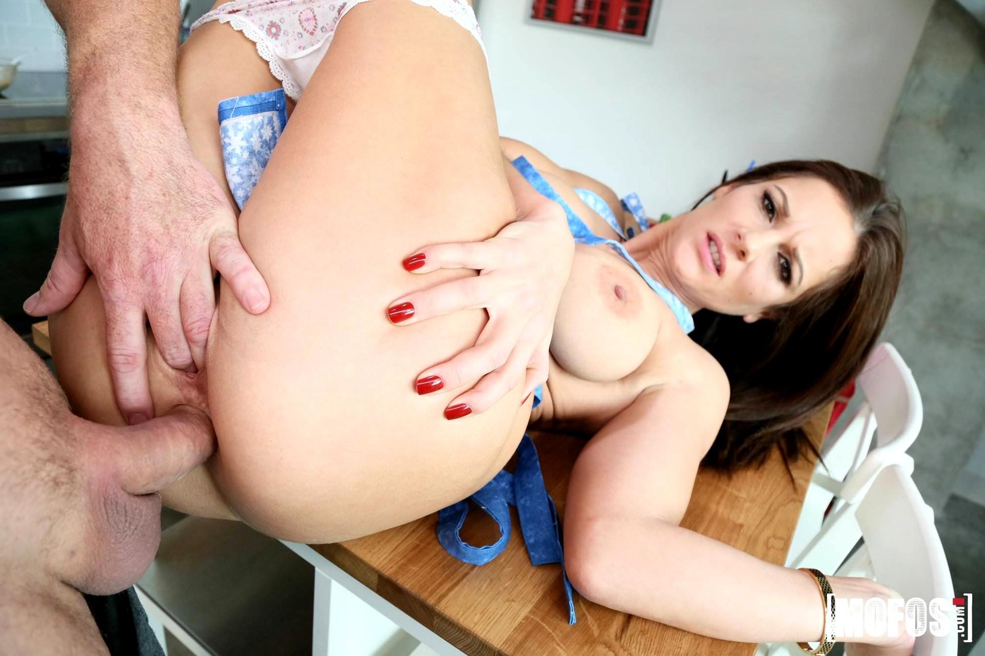 Mandy flores anal porn