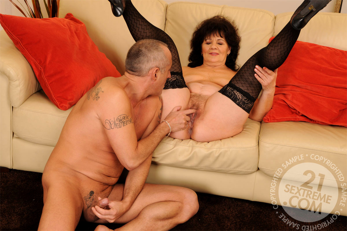 Lusty Grandmas Helena June Mature Ladies Pornography Sex -6702